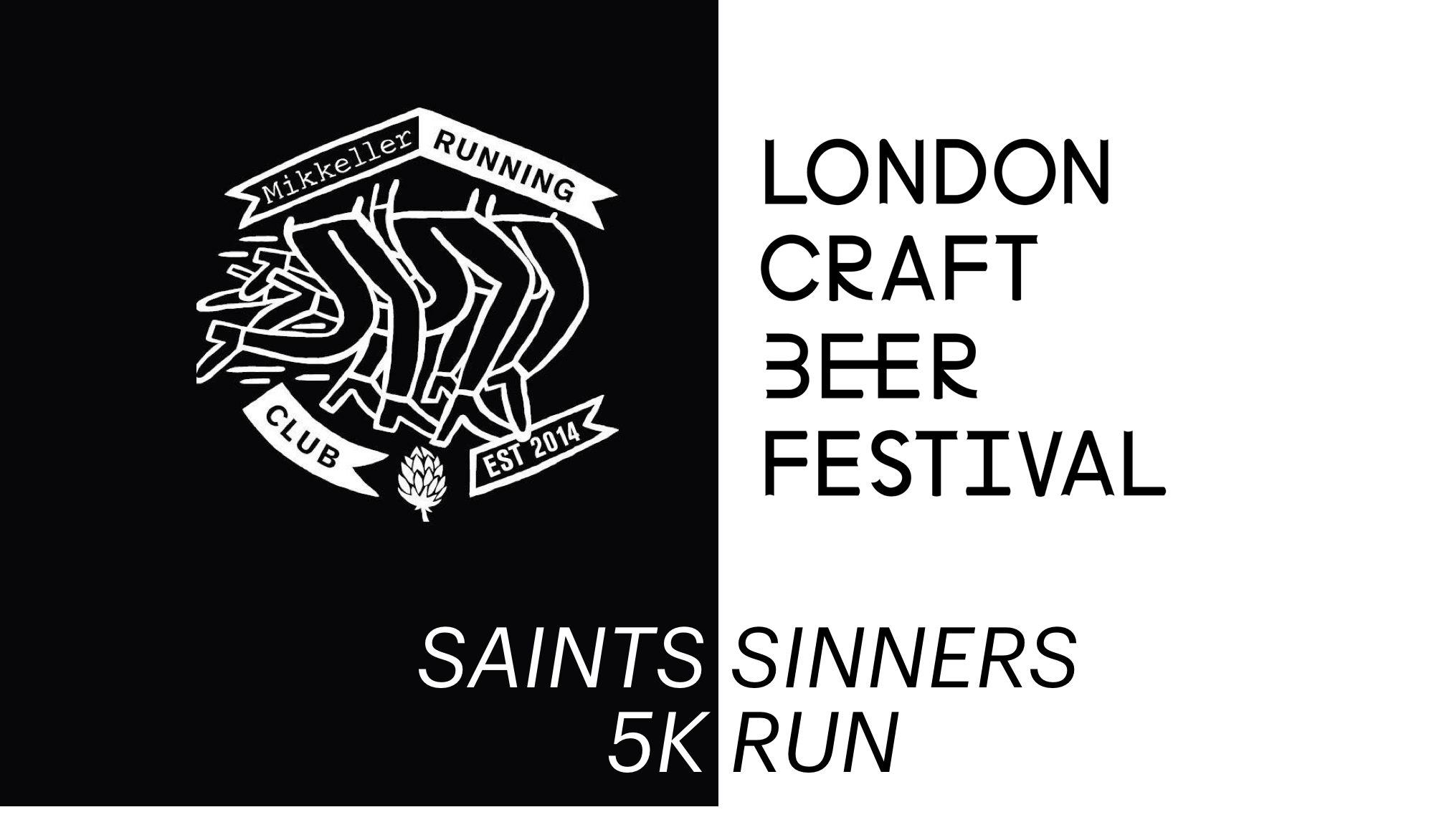 LCBF x Mikkeller Running Club: Saints and Sinners Run