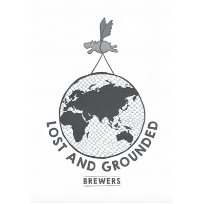 Lost & Grounded Logo