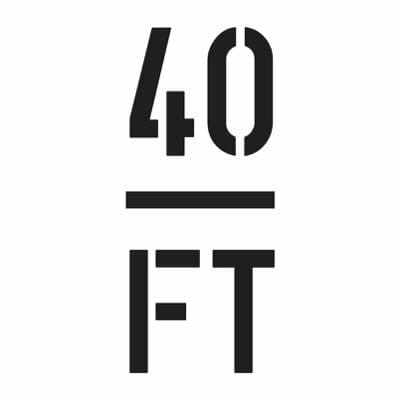 40 FT Logo