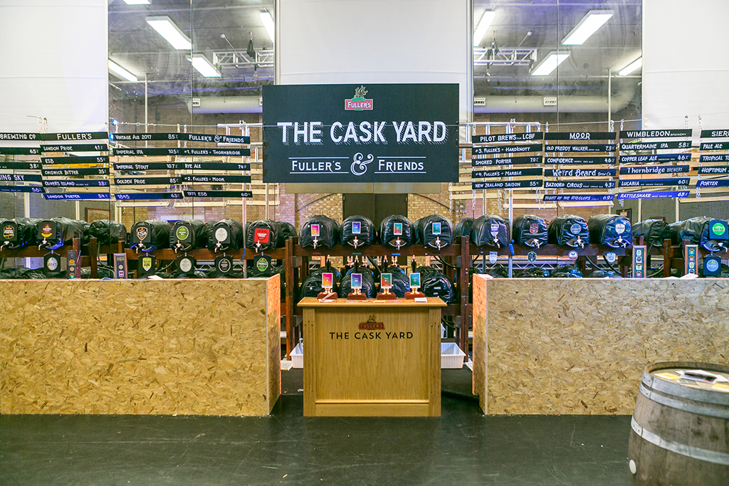 Fuller's: The Cask Yard