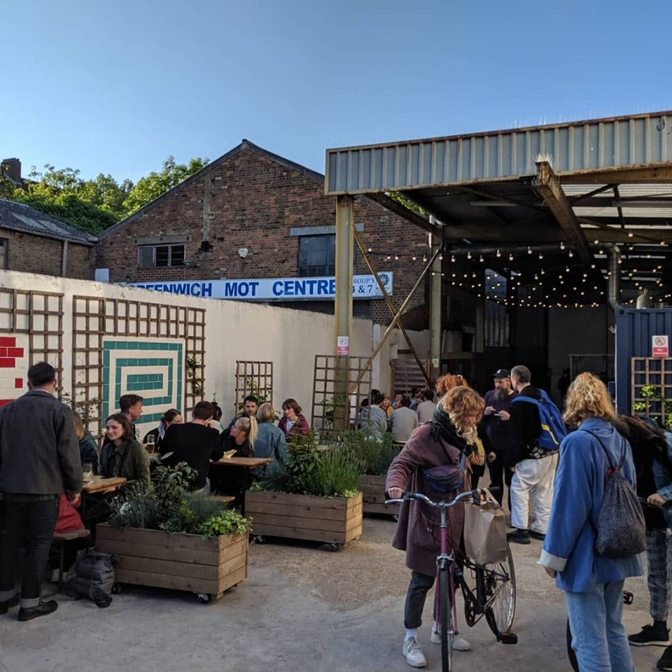 LCBF Afterburner x Foodism Beer Club x Little Faith