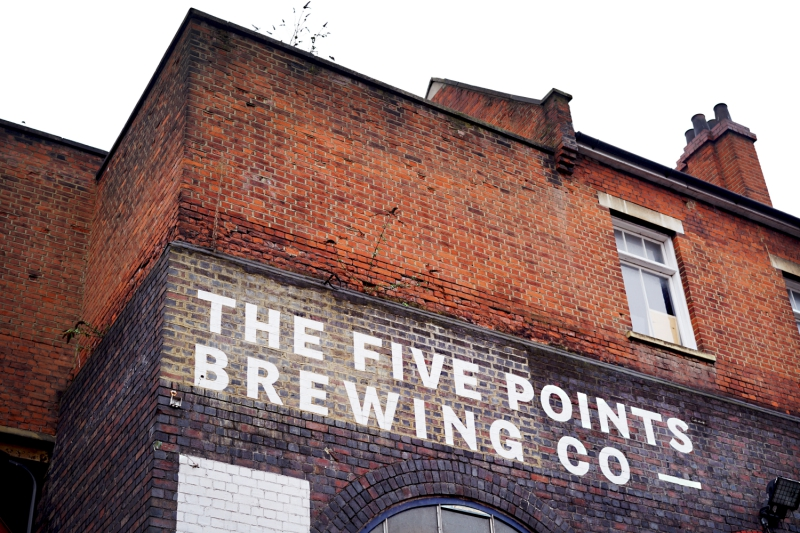 Five Points Festival Series Launch and Pizza Special