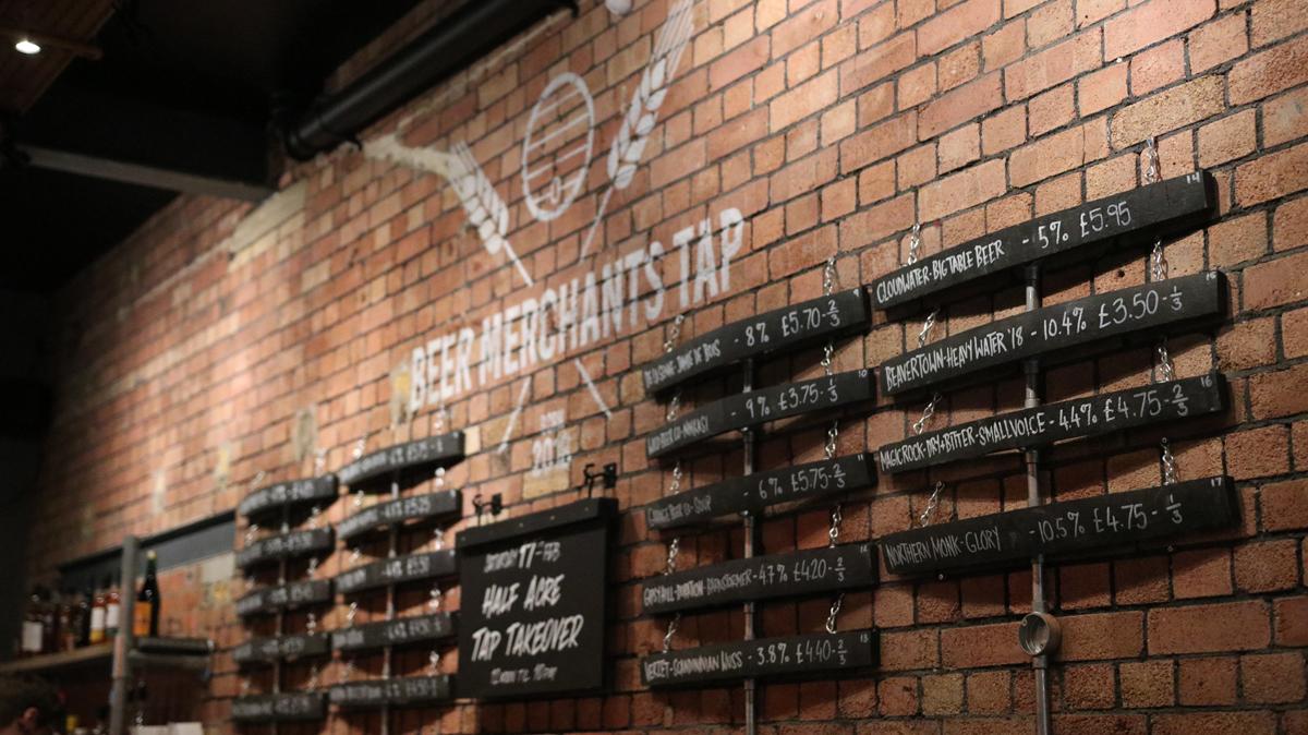 Pilot Brewery Showcase x Beer Merchant's Tavern