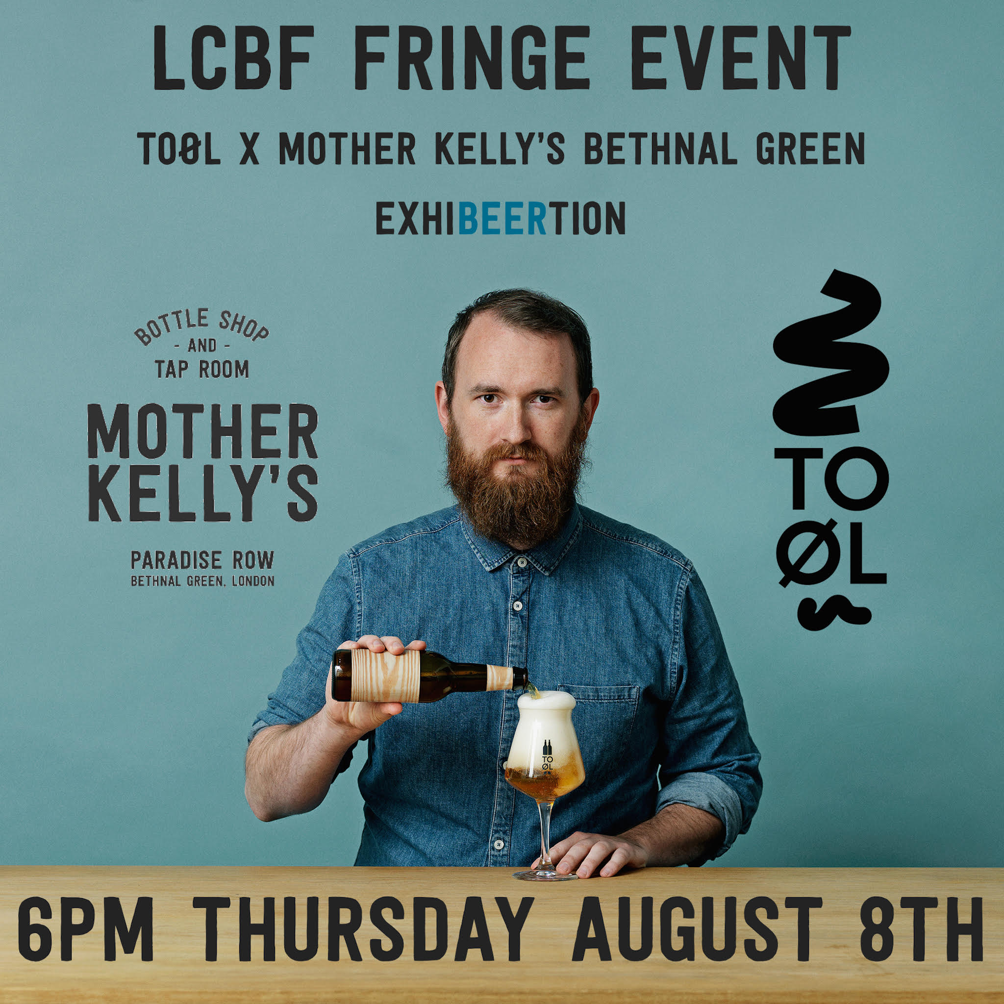 To Øl TTO at Mother Kelly's Bethnal Green