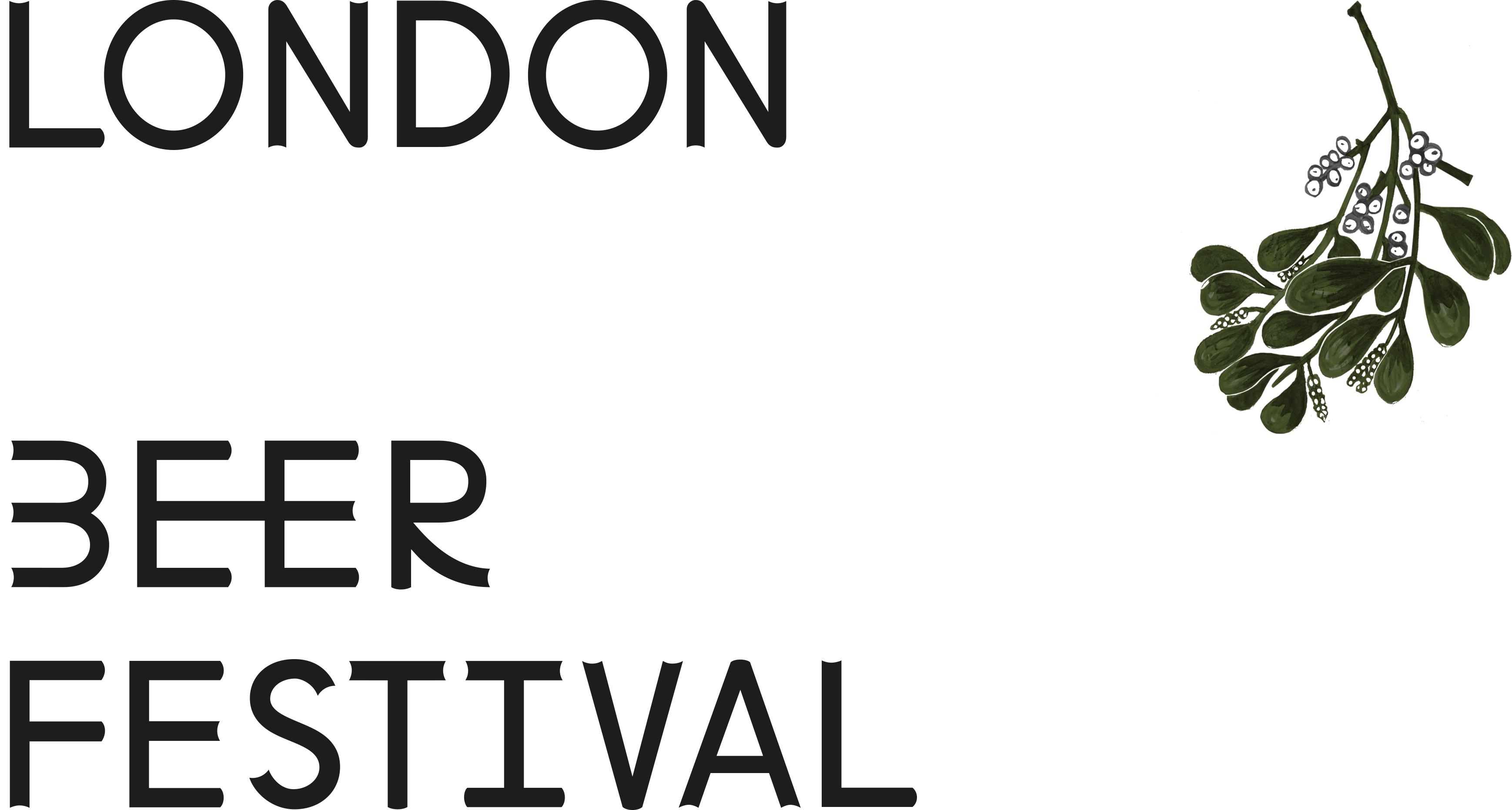 London Christmas Beer Festival (Logo)